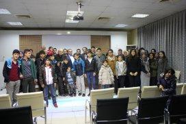 RİBAT Mardinli öğrencileri ağırladı