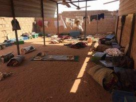 Ribat Sudanda savaş mağduru yetimlere el uzattı
