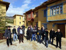 Karamanlı fotoğraf tutkunları, Beyşehir'e hayran kaldı