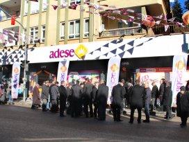 Adese'nin 153. mağazası Ankara'da