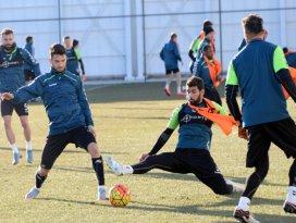 Torku Konyasporda Galatasaray mesaisi