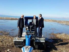 AK Parti Konya Millletvekili Babaoğlu Beyşehir ve Hüyükü ziyaret etti