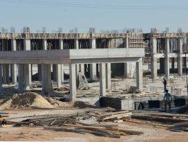 Selçuk Üniversitesine yeni İİBF binası