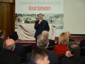 Büyükşehir Belediyesi Ali Ulvi Kurucu'yu andı