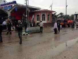 Bağdatta bombalı saldırılar: 7 ölü, 26 yaralı