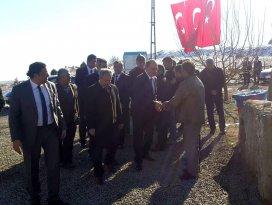 Vali Erol'dan Akşehir'e ziyaret