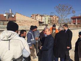 Ahmet Sorgun vatandaşlara müjdeyi verdi
