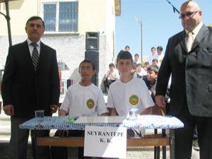 Konyada Kuran Kursları yarıştı