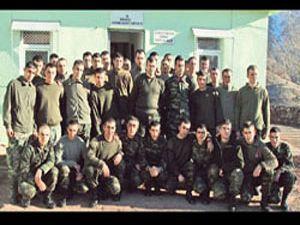 PKKlılar yatakhaneye kadar girmişlerdi