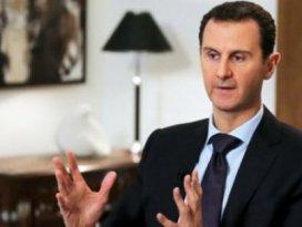 Esad: Türkiye Suriyeye girebilir