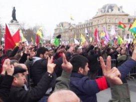 PKKlılar Türklere saldırdı, polis sadece izledi
