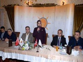 Meram'da birlik ve beraberlik tablosu