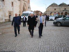 Bakan Yardımcısı Tüfekçi'den Beyşehir'e yatırım müjdesi