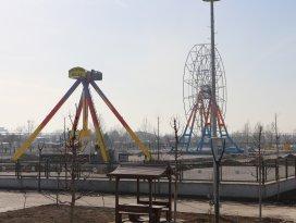 Konyanın en büyük Luna Parkı Karataya kuruluyor
