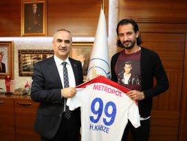 Hasan Kabze: Konya maçından galip geleceğiz
