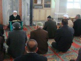 Ribatın köylerdeki vaaz programları devam ediyor