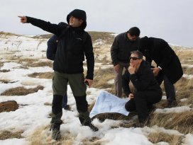 Aladağ Kayak Merkezinde Bakanlık incelemesi
