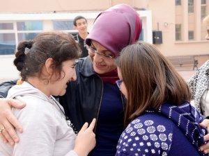 Meram Belediye Başkanı Toru, öğrencilerle bir araya geldi