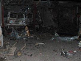 Sincarda bombalı saldırı: 7 ölü, 2 yaralı