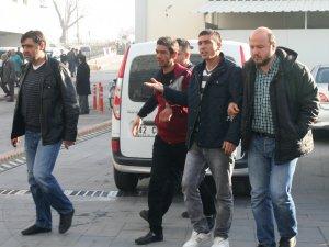 Uyuşturucu operasyonu kapsamında 11 kişi tutuklandı