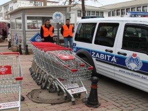 Seydişehir Belediyesinden pazar arabası uygulaması