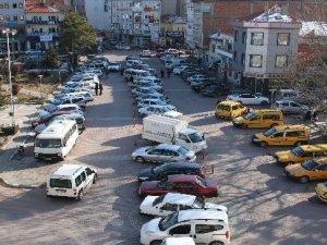 Beyşehirde otopark sorunu masaya yatırıldı
