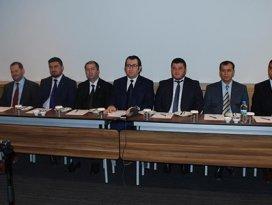 Erkan, İMO Konya Başkanlığına aday oldu