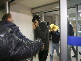 Ankaradaki saldırıda gözaltına alınanlar sağlık kontrolünde