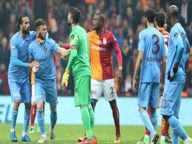 Olay hakeme Trabzonsporlu futbolcudan şok tehdit
