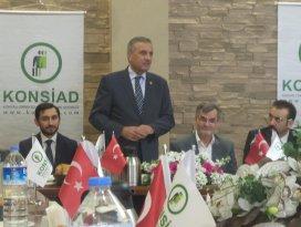 AK Parti İstanbul Milletvekili Başçı Konyada