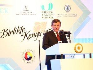 Davutoğlu: Bizim tek rüyamız Türkiyenin yükselmesi