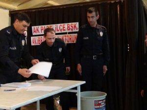 Eğitim gören 117 polis adayı sigara bıraktı