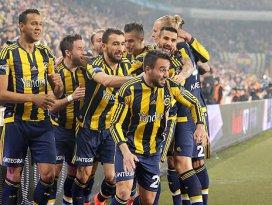 Dev derbide Fenerbahçe güldü