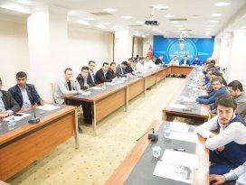 AK Gençlik Konyadan önemli toplantı
