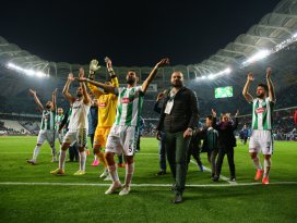 Torku Konyaspor kupada yarı finale yükseldi