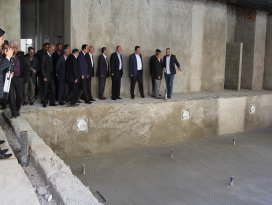 Cihanbeyli'de projeler bir bir yükseliyor