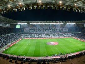 Büyükşehir Stadyumu'ndaki atmosfer Türkiye'ye örnek
