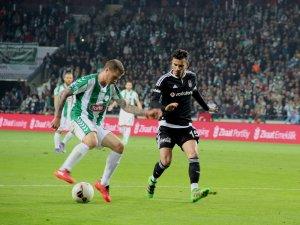 Torku Konyaspora elenen Beşiktaşa şok!