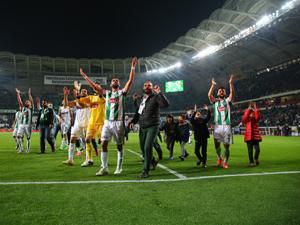 Torku Konyaspor 69 gündür yenilmiyor!