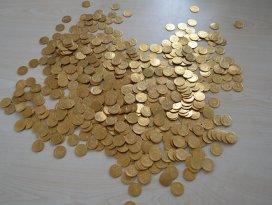 Konyada sahte altınla dolandırıcılık iddiası