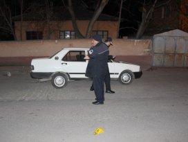 Konyada yol verme kavgası: 1 ölü, 1 yaralı