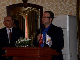 AK Parti Meram İlçe Teşkilatı ilk mahalleler toplantısını gerçekleştirdi