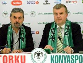 Torku Konyaspor Kocaman ile sözleşme imzaladı