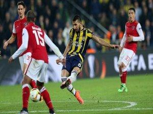 Fenerbahçe tur için avantaj yakaladı