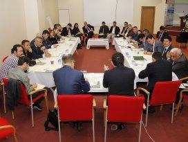 KOP'ta su yönetimi masaya yatırıldı