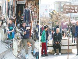 Terör esaretinden kurtulan bölgede ticaret tekrar başladı