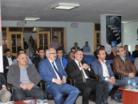 Türkiyenin ilk yerli ve milli İHA tecrübesi KSOda anlatıldı