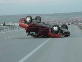 Kulu'da trafik kazaları: 5 yaralı