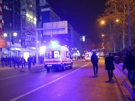Ankarada terör saldırısı: 27 ölü