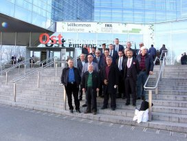 BTO, fuara katılan üye firmaları ziyaret etti